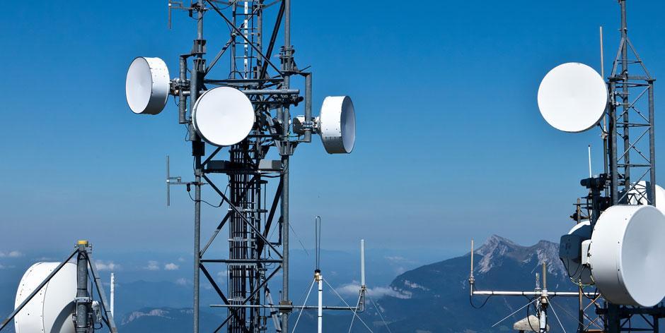 Resultado de imagen para conectividad  RADIOENLACES